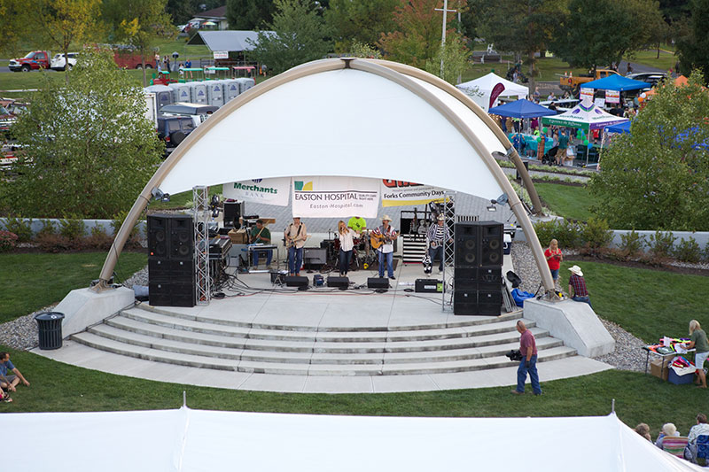 Forks Community Days Amphitheater
